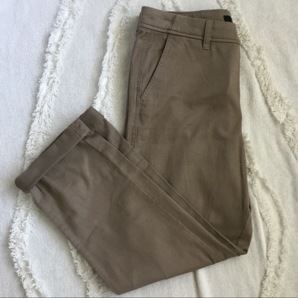 J. Crew Pants - NWOT J.Crew Slim Cropped Chino Pants - 6